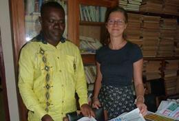 Missions de volontariat et stages au Togo : Journalisme