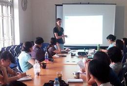 Missions de volontariat au Vietnam : Assistance sociale