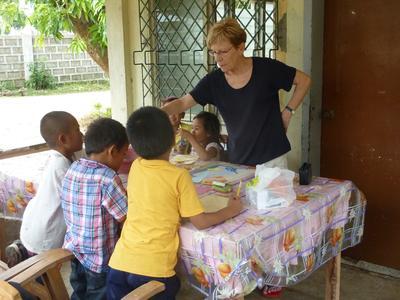 Mission humanitaire au Philippines